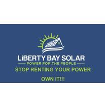 LIBERTY BAY SOLAR logo