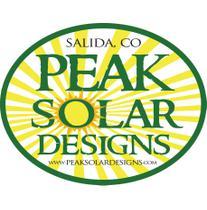 Peak Solar Designs logo