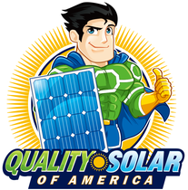 Quality Solar of America, Inc. logo
