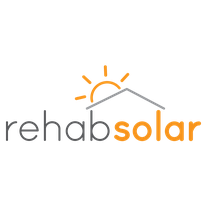 Rehab Solar Construction logo