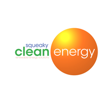 Squeaky Clean Energy logo