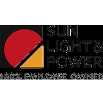 Sun Light & Power logo