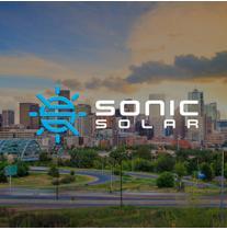 Sonic Solar logo