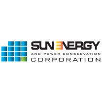 SUN ENERGY AND POWER CONSERVATION CORPORATION logo