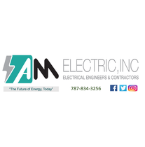 AM Electric - Solar Technologies Inc. logo