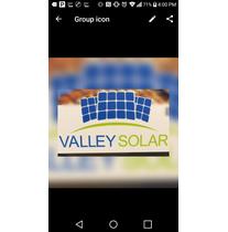 Valley Solar logo