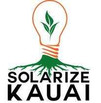 Solarize Kauai logo