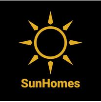 SunHomes logo
