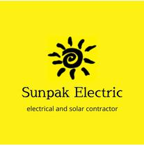 Sunpak Electric logo