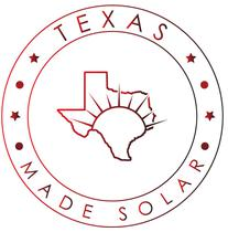 Texas Made Solar logo
