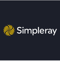 Simpleray Solar logo