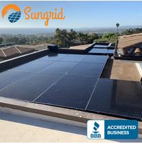 SunGrid Solar logo