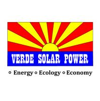 Verde Solar Power logo