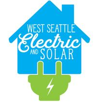 West Seattle Electric and Solar logo
