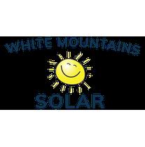 White Mountains Solar logo