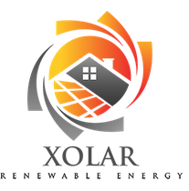 Xolar renewable energy logo