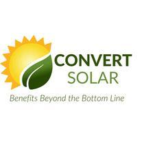 Convert Solar logo