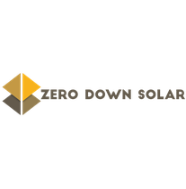 ZERO DOWN SOLAR (DBA RPS SOLAR) logo