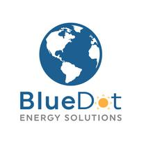 Blue Dot Solar Energy Solutions Inc. logo