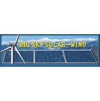 Big Sky Solar-Wind logo