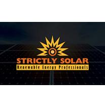 Strictly Solar logo