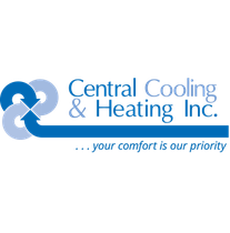Central Cooling & Heating logo