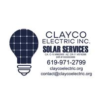 Clayco Electric logo
