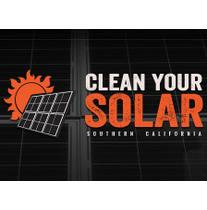 Clean Your Solar logo