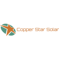 Copper Star Solar logo
