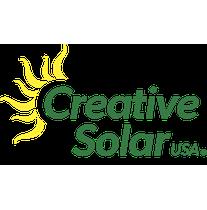 Creative Solar USA logo