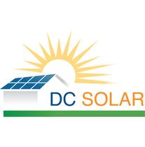 DC Solar logo