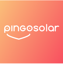 Pingo Solar logo