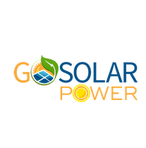 Go Solar Power logo