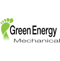 Green Energy Mechanical logo