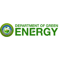 Department of Green Energy logo