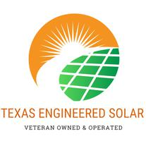 Texas Engineered Solar logo