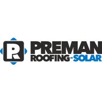 Preman Roofing and Solar logo