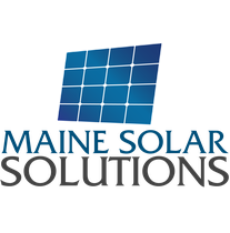 Maine Solar Solutions logo