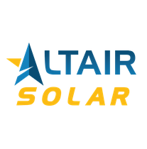 Altair Solar logo