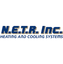 NETR Heating & Cooling Systems logo