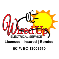 Wired up Electrical Service LLC logo