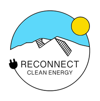 Reconnect Clean Energy logo