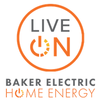 Baker Home Energy logo