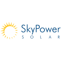 Sky Power Solar logo