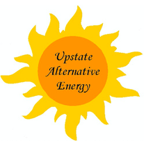 Upstate Alternative Energy logo