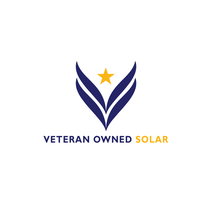 Veteran Owned Solar logo