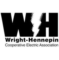 Wright-Hennepin Cooperative Electric Association logo