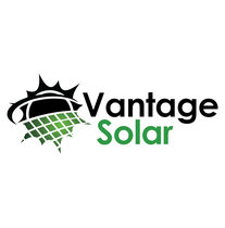 Vantage Solar logo