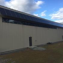 East Windsor Solar Awning