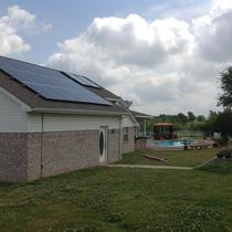Solar PV and Solar Hot water